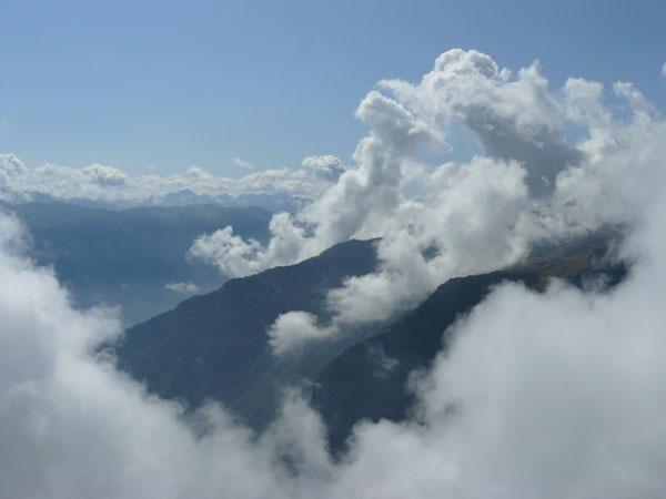 giochi di nubi