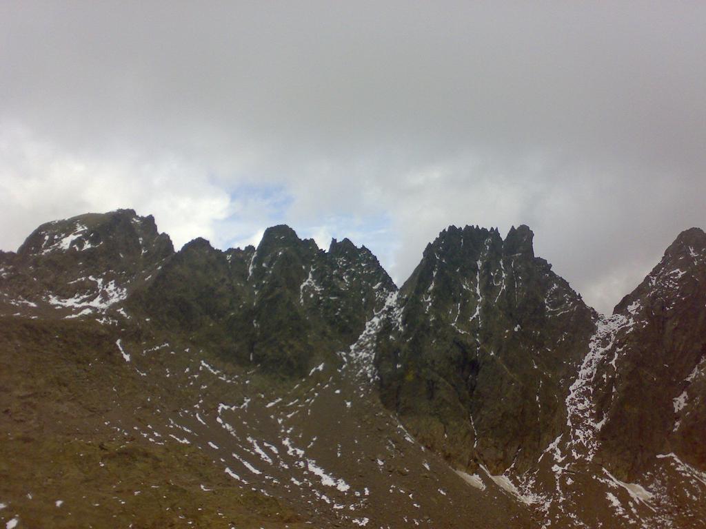 panorama dal colle, verso est