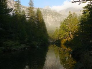 lago incantato
