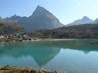 Lago del Bianco e Pizzo Moro