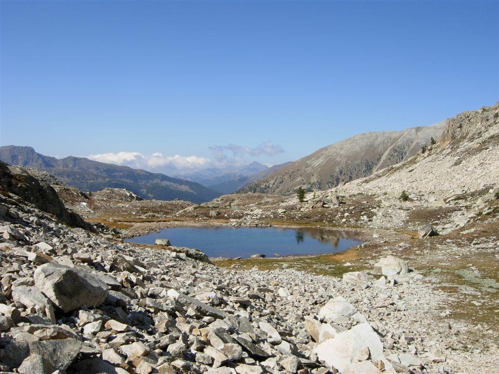 Lago superiore di Fremamorta