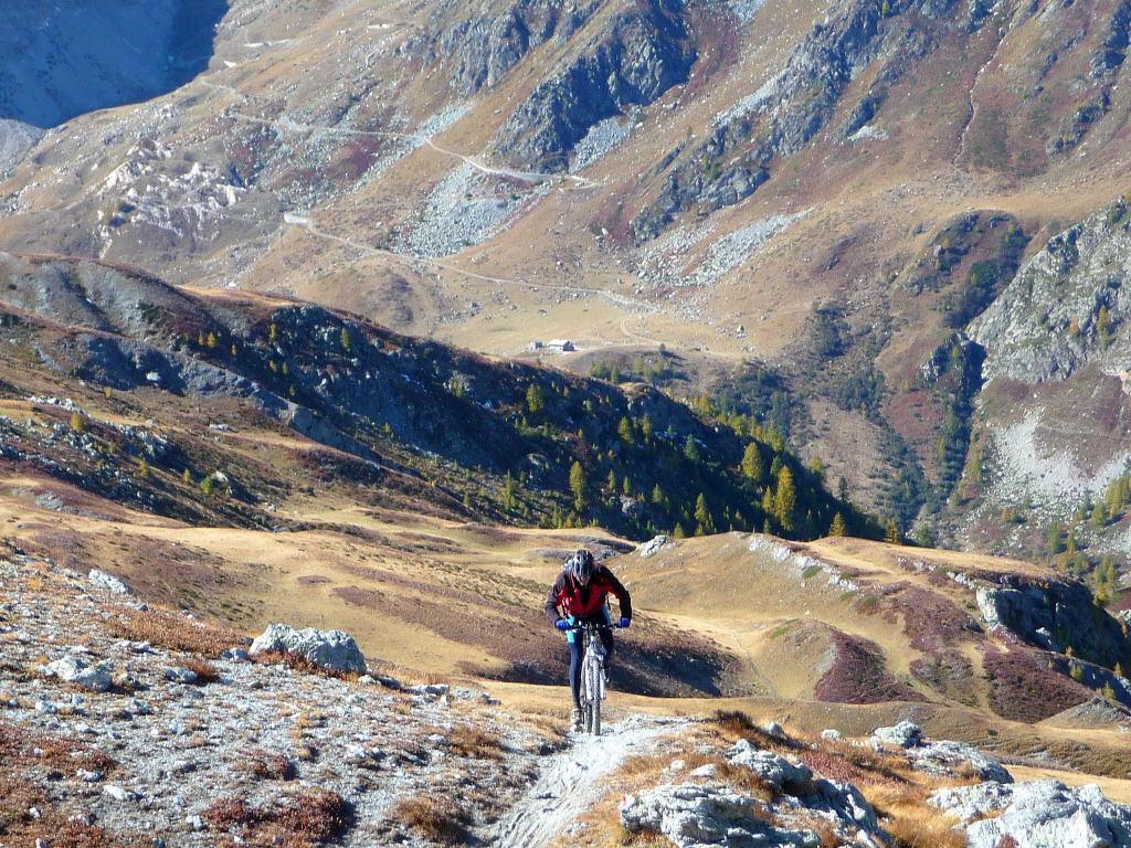 Ultime pedalate al C.lle Sibolet