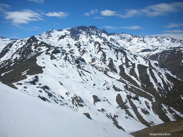 Cerro Bayo e q.3200 Cresta-anello Bayo -Piuquensillo 2008-10-05