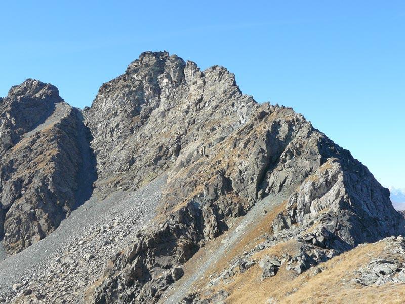 la cresta (foto ottobre 2007)
