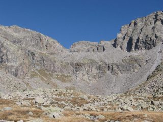 L'alto vallone della Valsoera