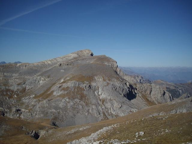 Marguareis dalla cima Bozano