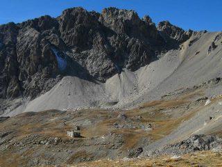 Clot des Morts e il ricovero Rocca Charnier