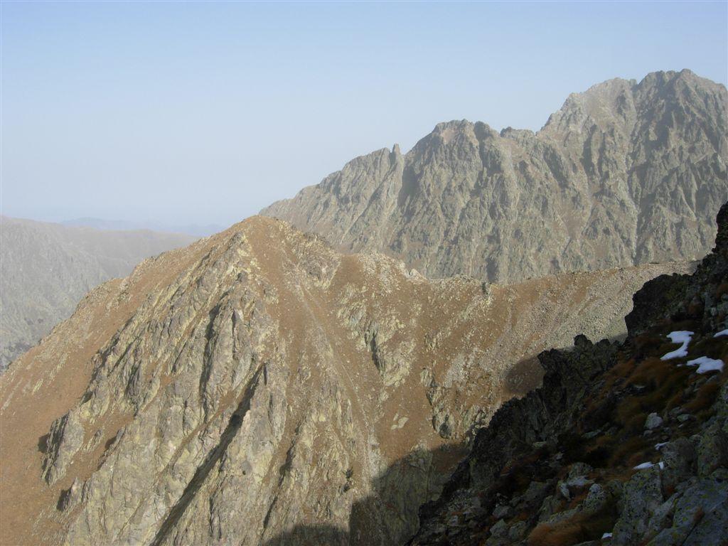 Il Monte Stella e dietro L'Asta