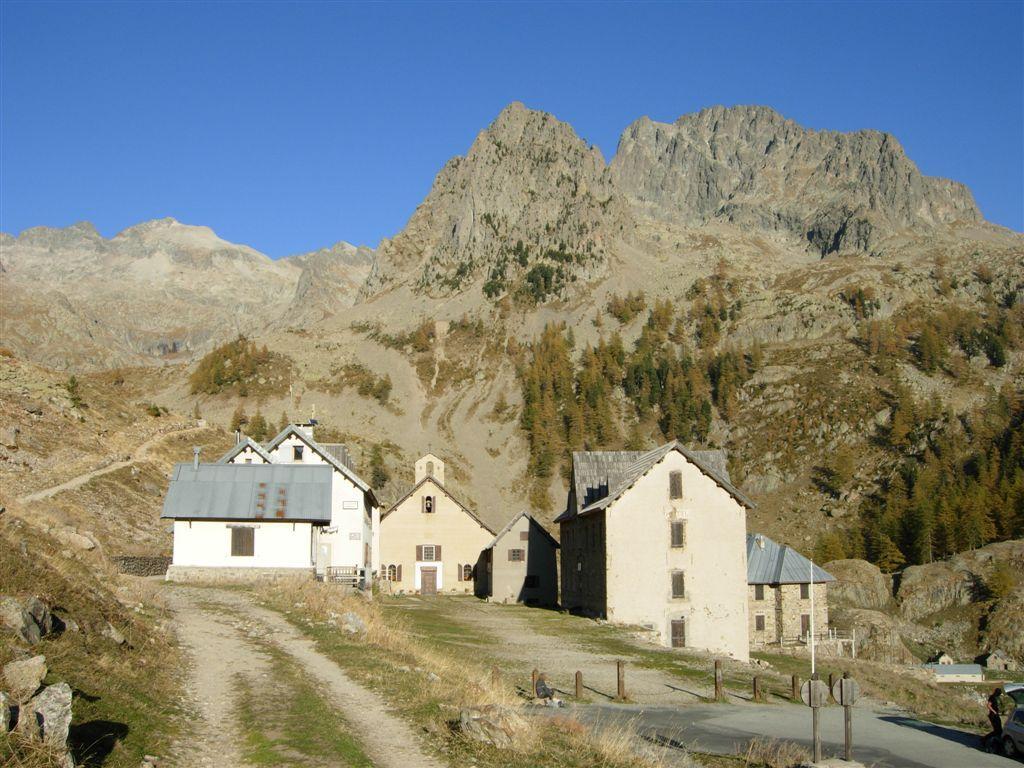 Ponset (Mont) da Madone de Fenestre 2008-10-18