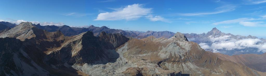 Panoramica dal Chersogno