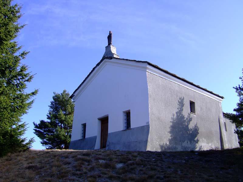 Cappella di St Evence