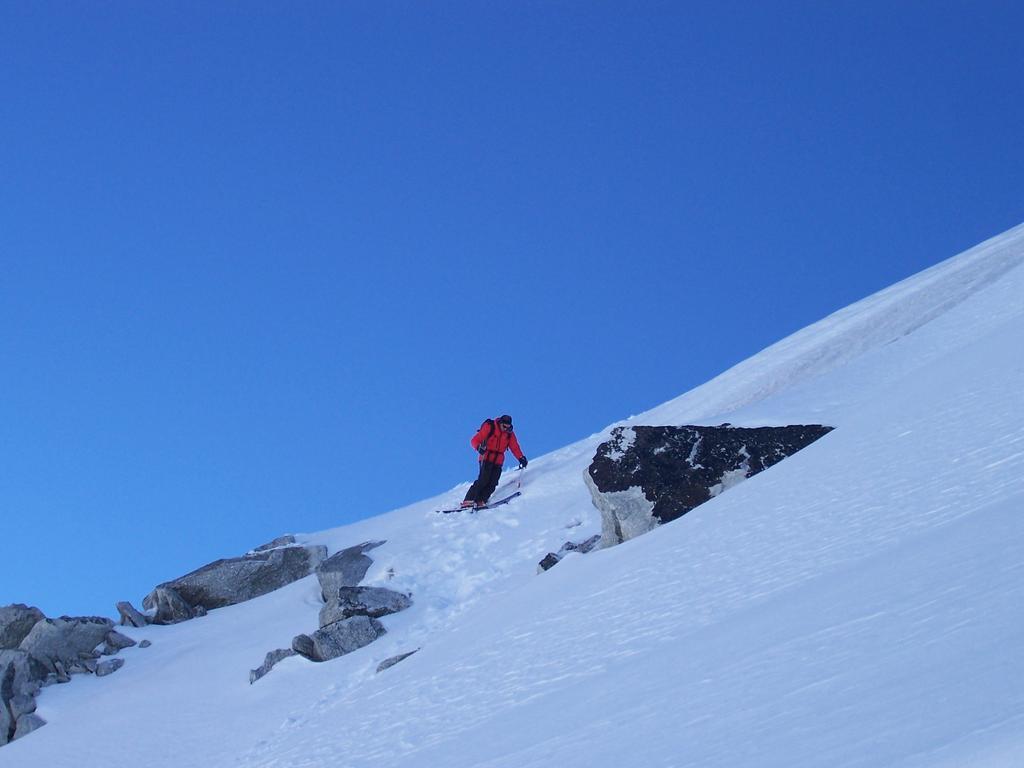 Toule (Aiguille du) scivolo N 2008-10-19