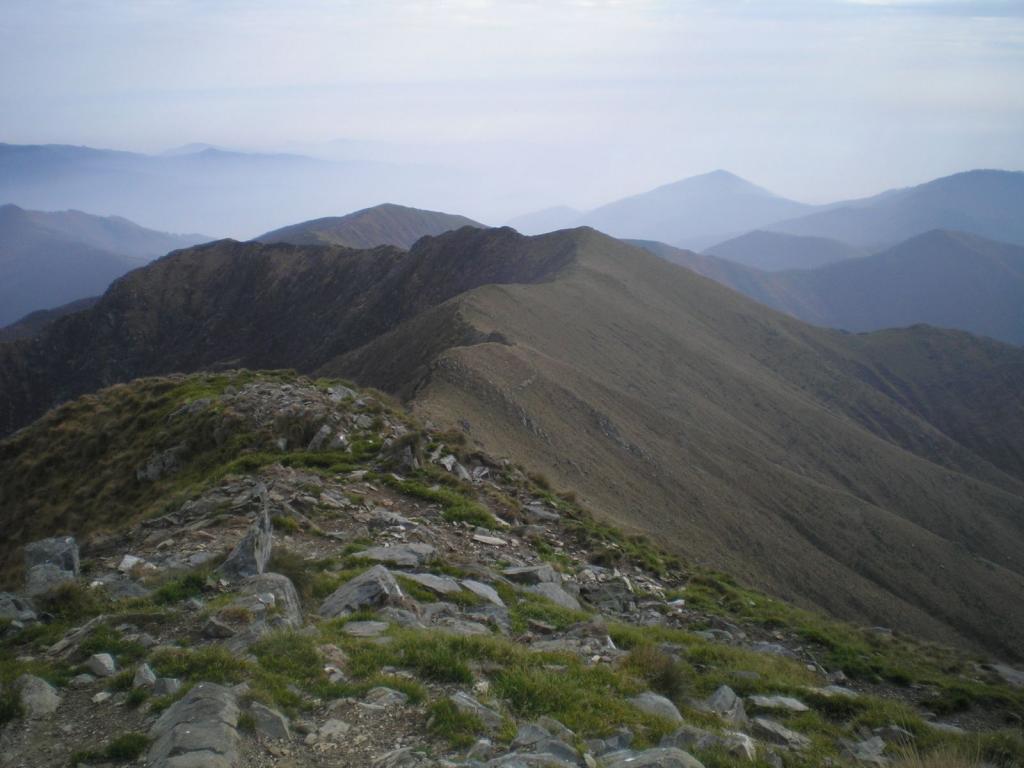 Panorama (Cresta Monte Croce)