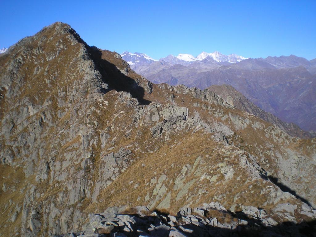 Cresta Cima Ronda e Rondino