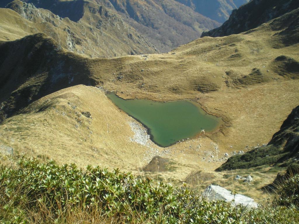 Il Lago di Ravinella