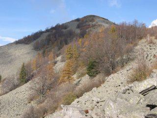 Salendo la cresta della Torretta delle Cime