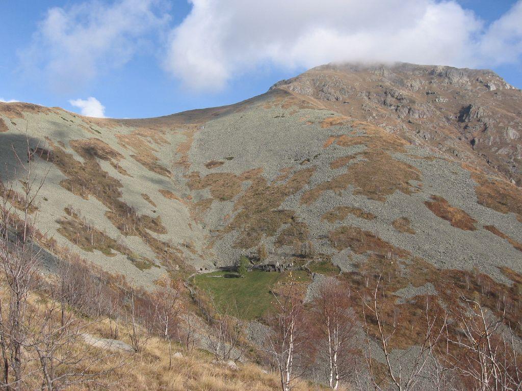 L'Alpe Bitogno di Vico ed il Monte Gregorio