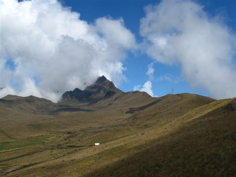 Rucu Pichincha da Funivia 2008-11-13