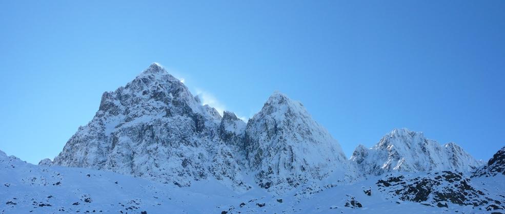 Himalaya o Monviso...