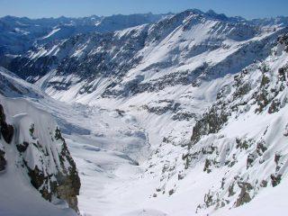 panorama verso Vallanta