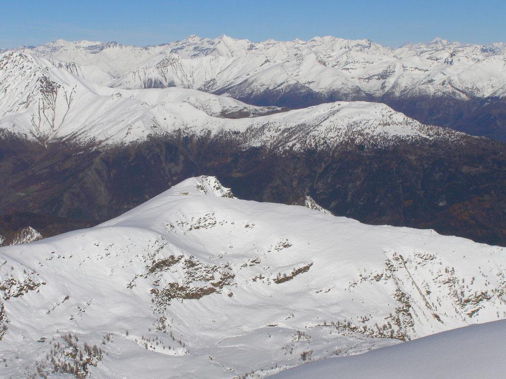 Paesaggio Val Germanasca-Val Chisone