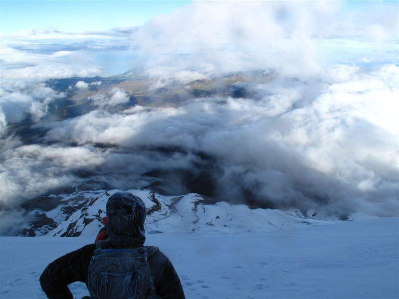 Chimborazo da Rio Bamba 2008-11-22