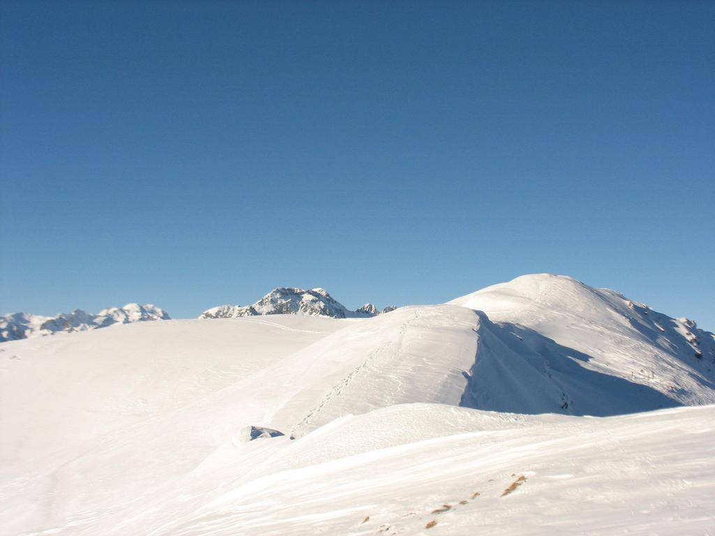 Cresta e Punta Mulattiera