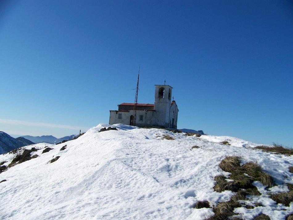 Tobbio (Monte) dal Valico degli Eremiti 2008-12-07