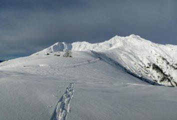 Alpe Le Nere e Punta Verzel