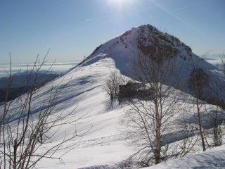 Il Colletto ed il Monte Calvo