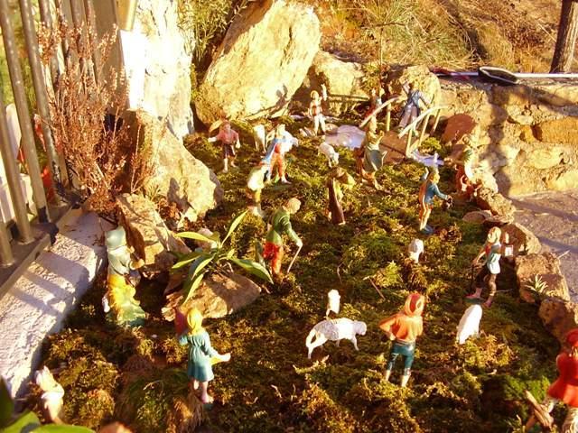 Cà Bianca Percorso dei presepi 2008-12-22