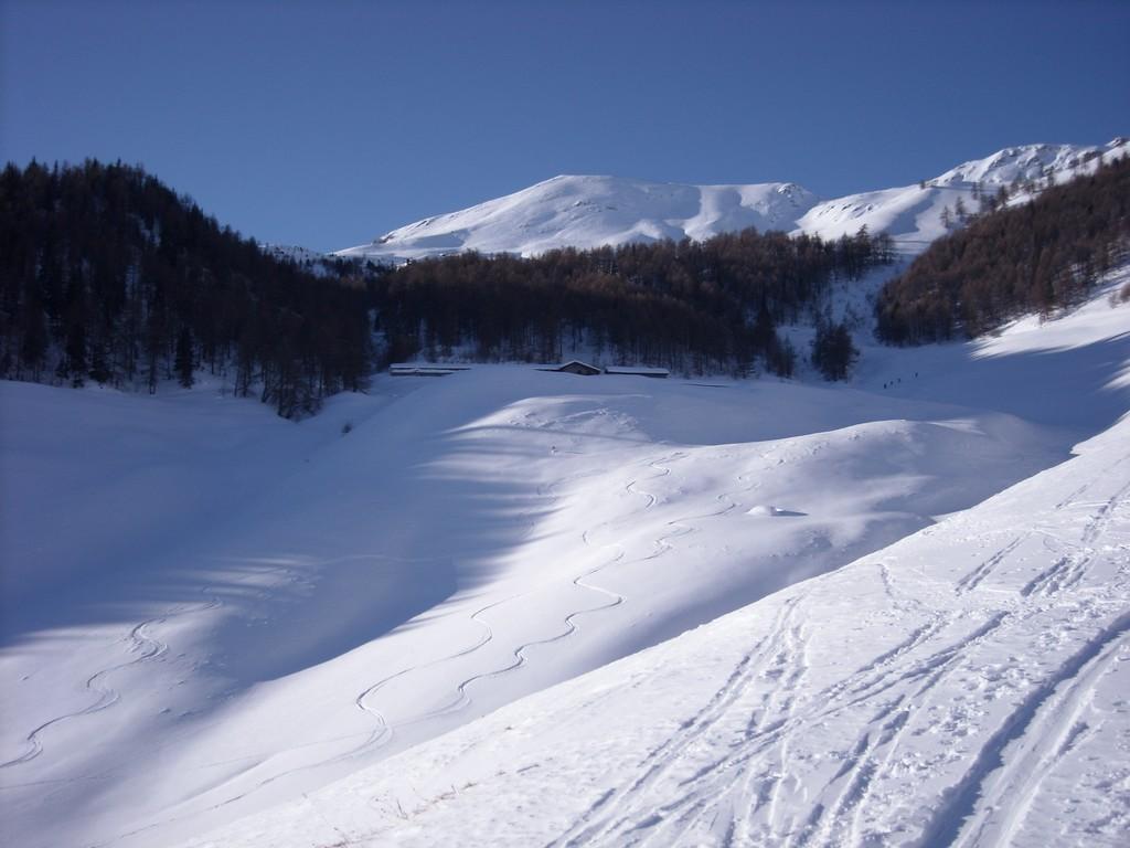 all'alpeggio chaligne