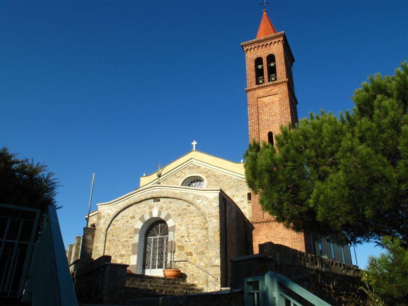 Il Santuario della Madonna della Guardia