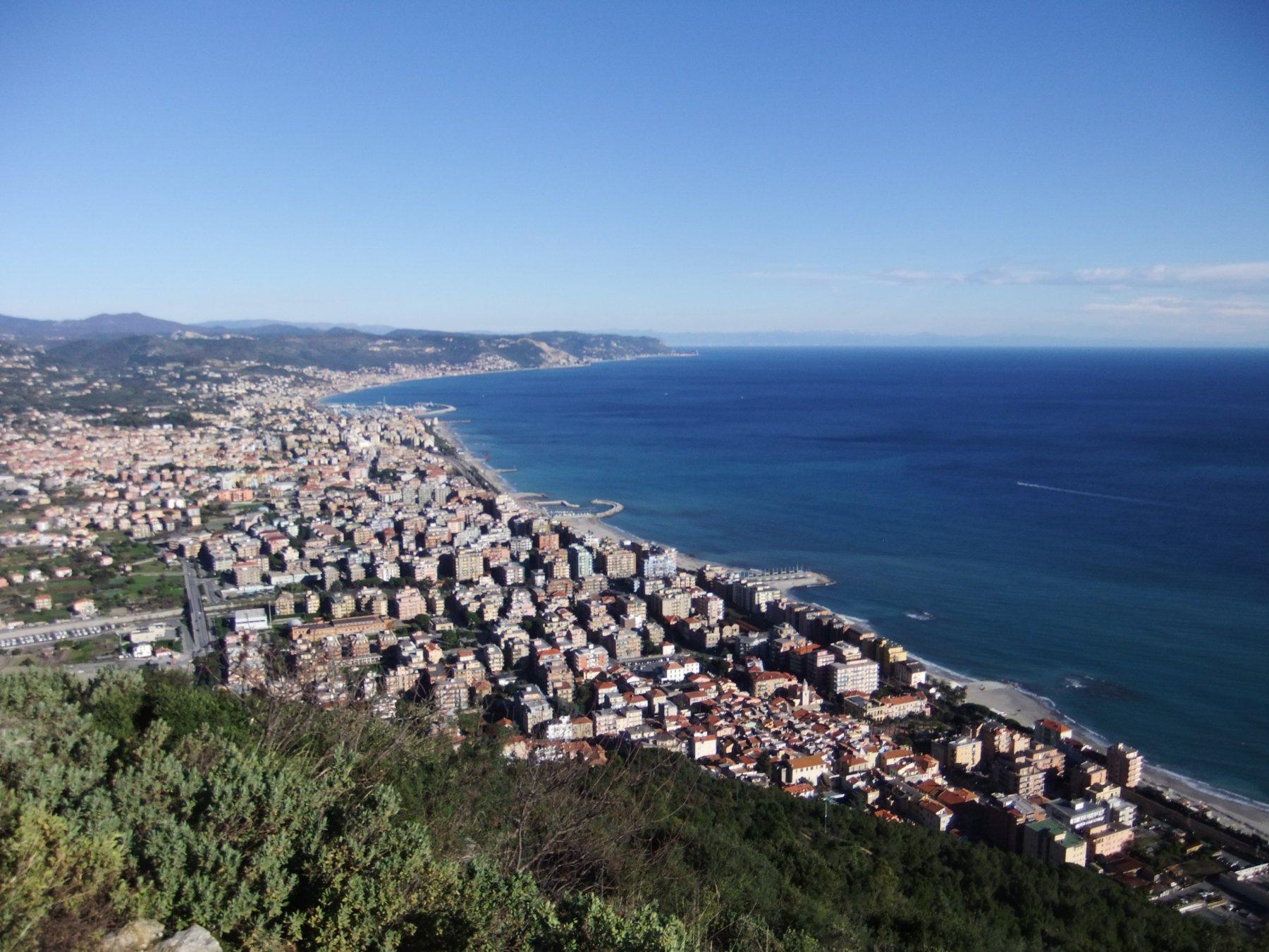 Piccaro (Monte) da Borghetto Santo Spirito 2020-04-15
