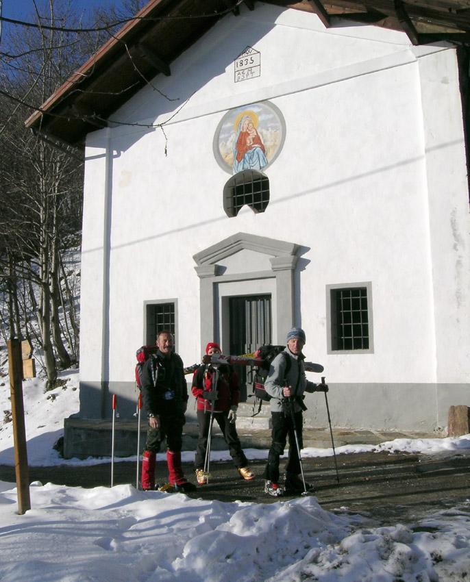 cappella della madonna della neve