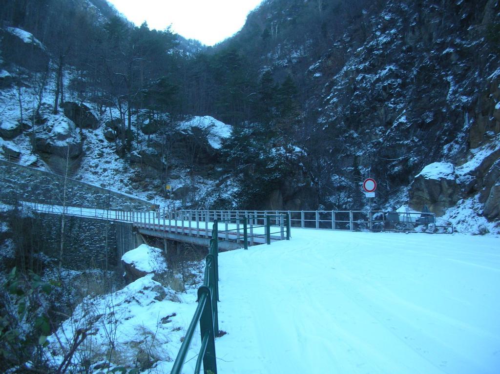 Il Ponte di Gorf (650m ca.).