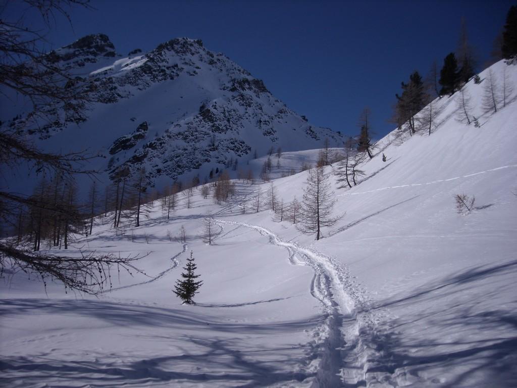 Croce (Punta della) da Arpy 2009-01-05