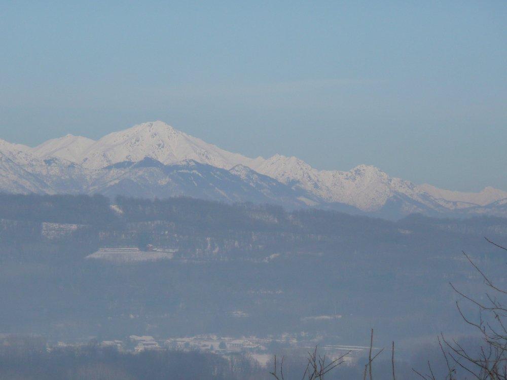 Monte Barone e Cornabecco.