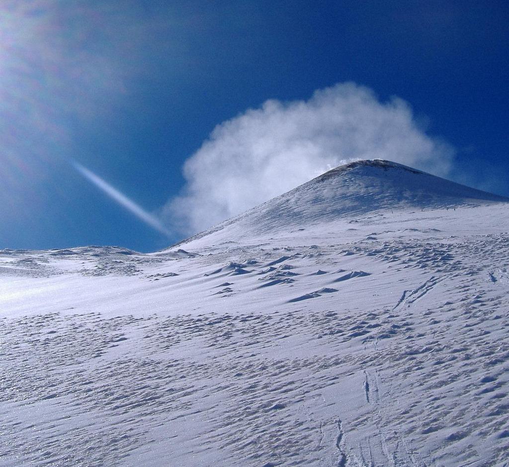 cratere nord est