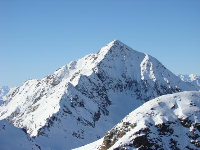 vista sul monte Marz