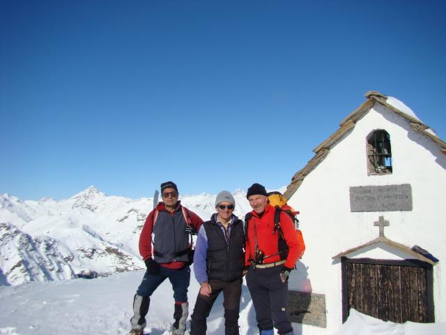 sul Camino - Michele, Elio e Franco