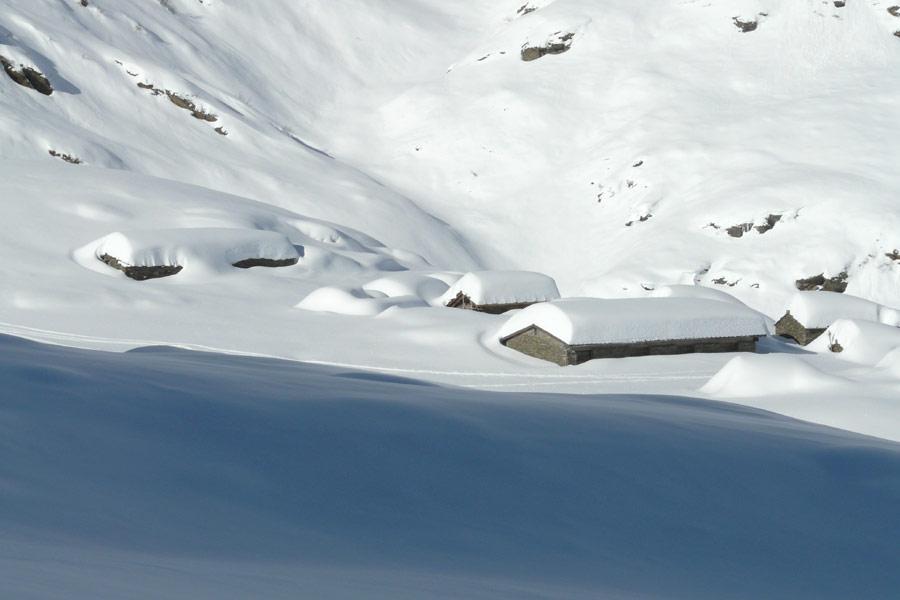 l'alpe della sella