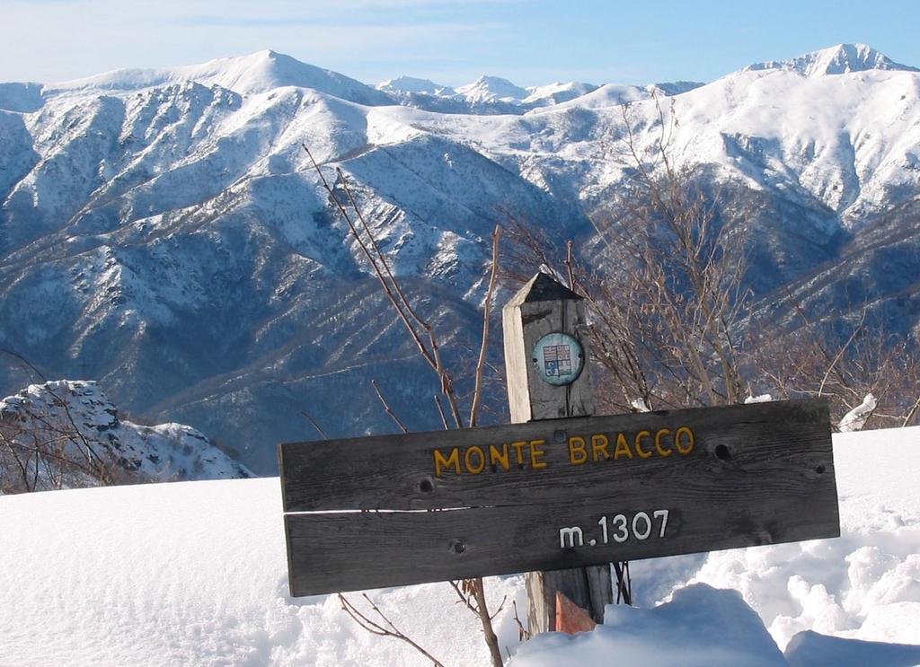 in cima al Monte Bracco