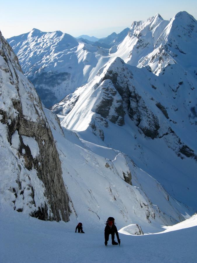 Pisanino (Monte) Canale Sambuco 2009-02-15