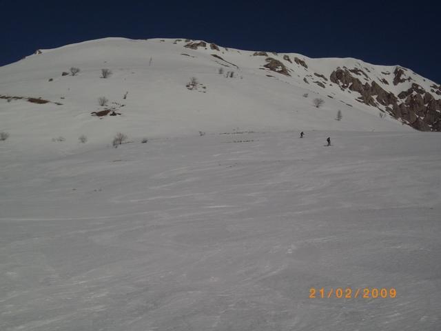 Antoroto (Monte) da Cascine d'Ormea 2009-02-21