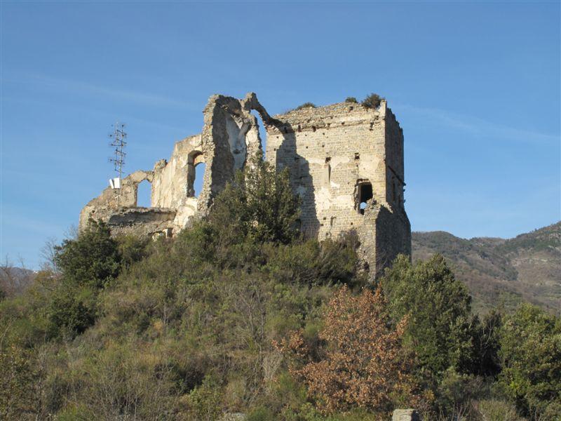 Il Castello di Zuccarello