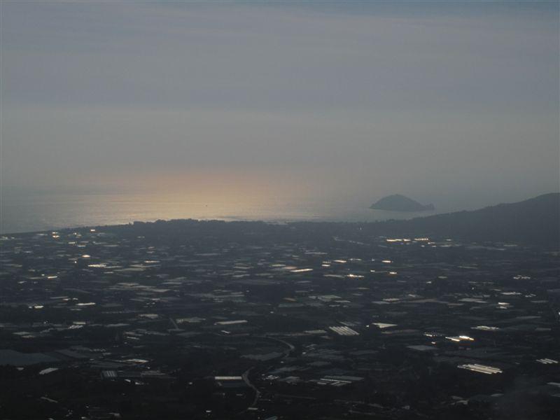 La piana Ingauna e l'isola Gallinara