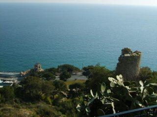 Capo Santa Croce ad Alassio