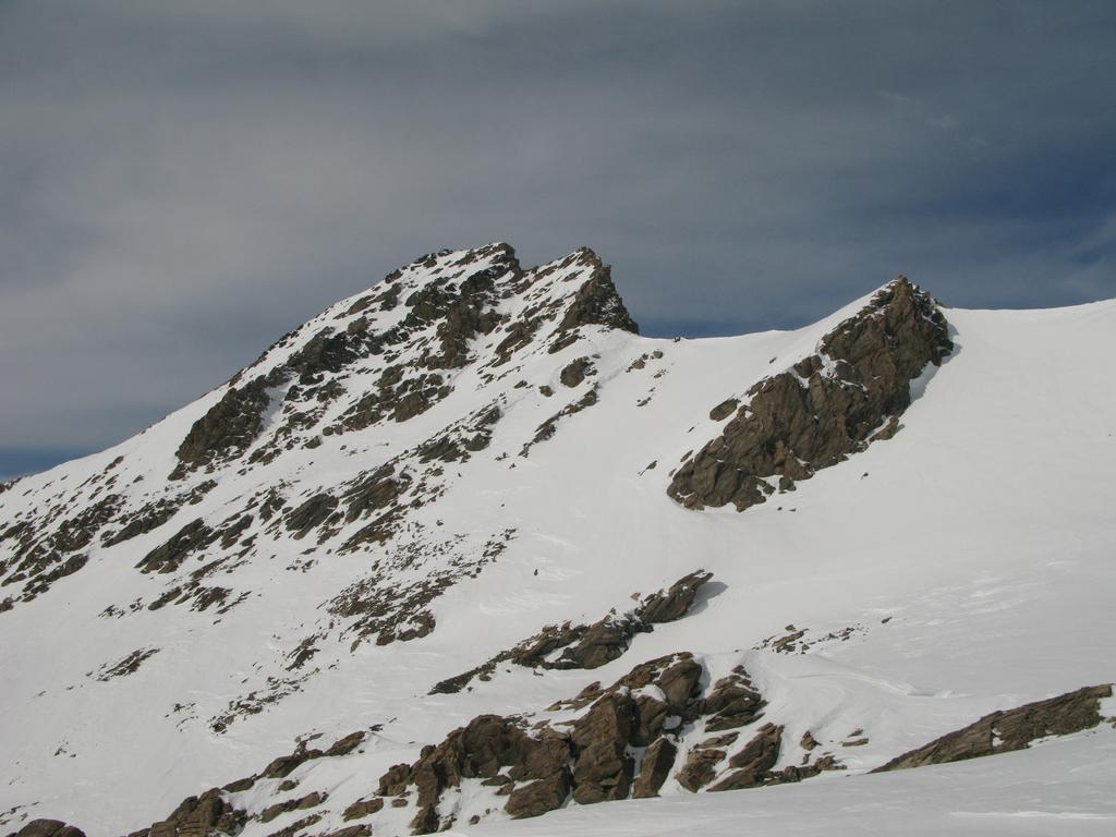 Monte Mongioia (sulla sx la cresta di salita)