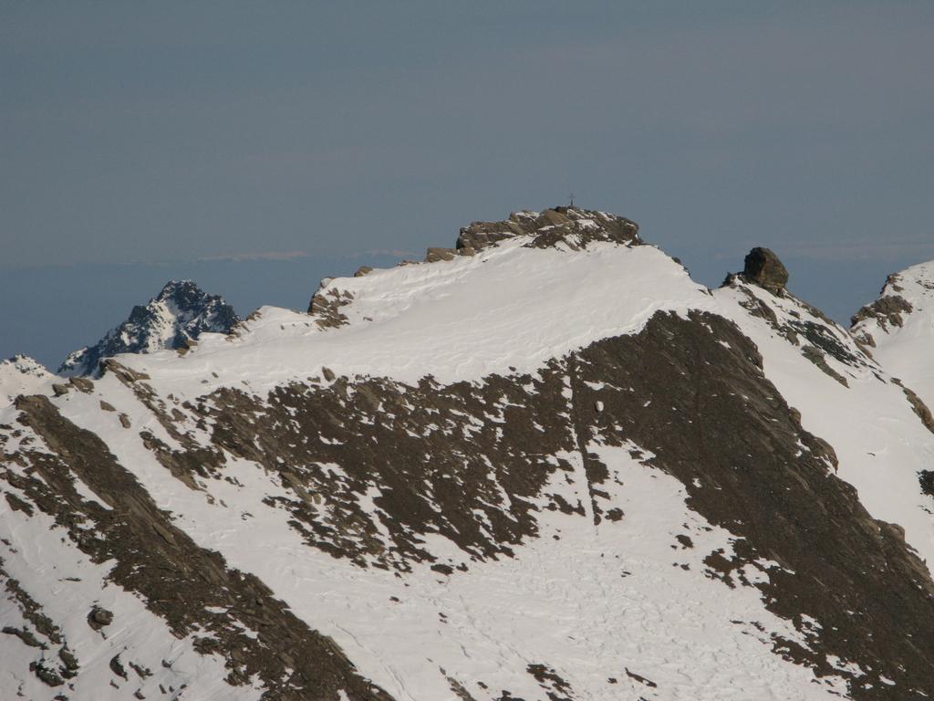 Monte Salza visto dalla vetta